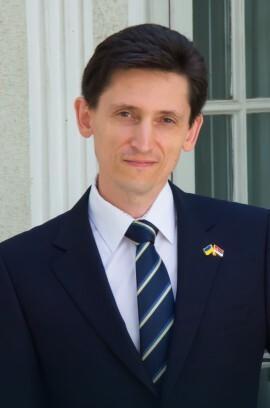 Олександр Александрович, посол Украины в Сербии