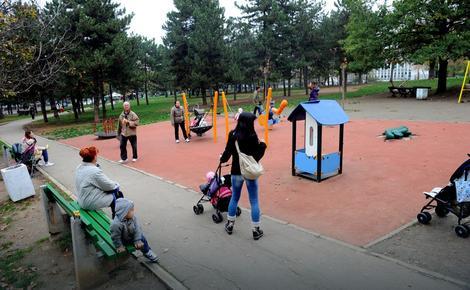 Park na Banovom brdu