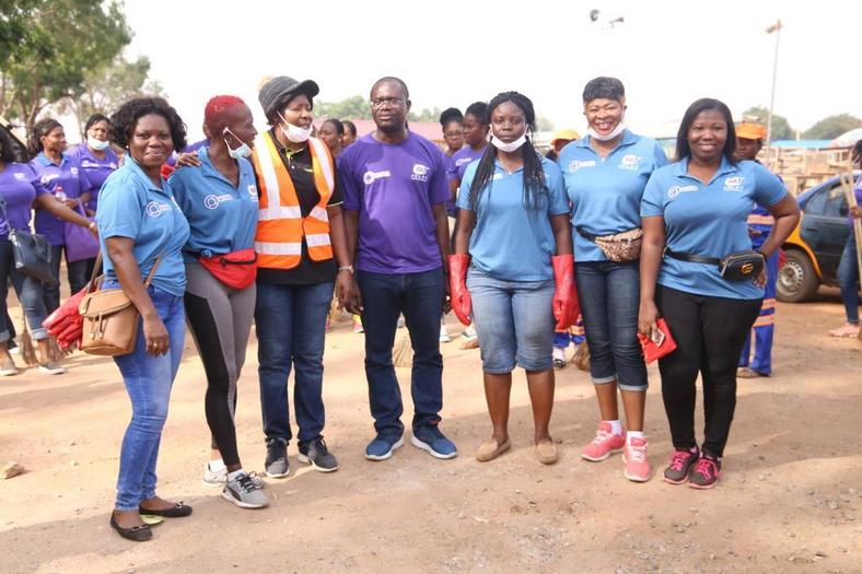 Jospong Ladies Club (JOLAC) and CEO of Jospong Group, Dr. Siaw