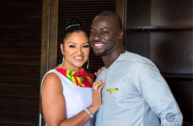 Back in May, the news broke of Chris Attoh's wife, Bettie Jenifer being killed at her Maryland office in the United States of America.