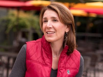 Ruth Porat, Chief Financial Officer w Google od 2015 roku