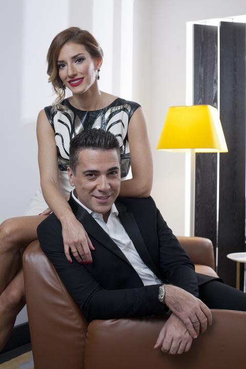 OVO JE ISTINA Kako je Joksimović napravio blizance!