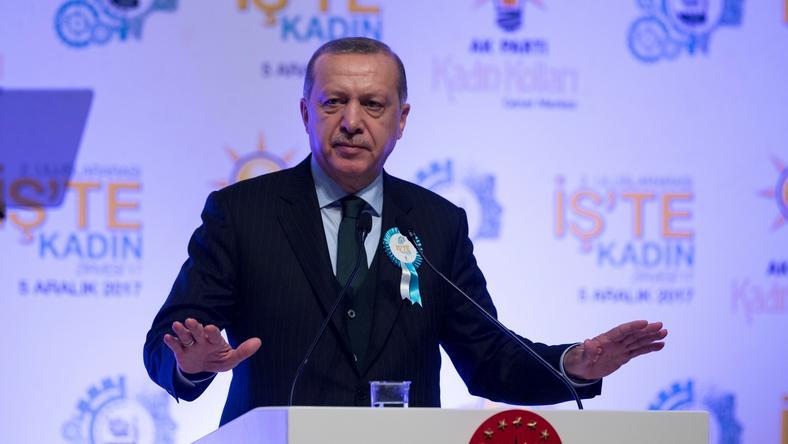 Erdogan: Trump semmibe vette az 1980-as ENSZ-döntést