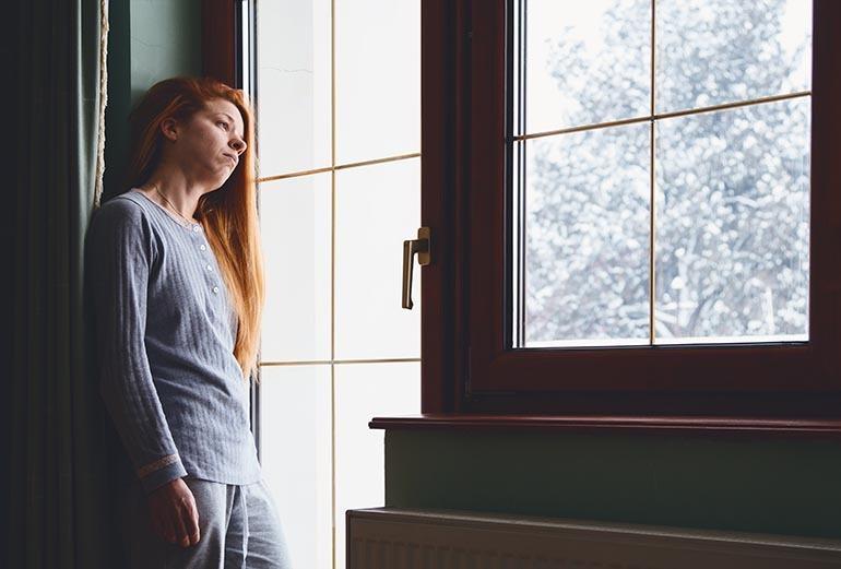 A téli depresszió szezonális betegség