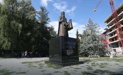 Stefan Nemanja ima spomenik u Banjaluci