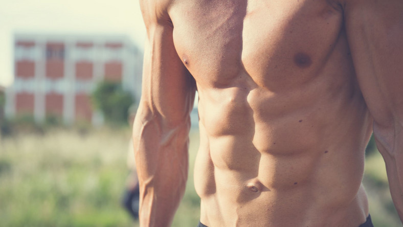 Men With Six-Pack Abs Reveal How They Stay So Fit