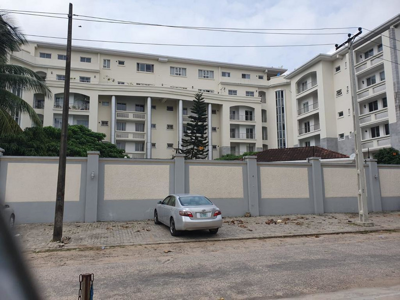 Donald Duke's property located at 3, Temple Road, Ikoyi, Lagos [TheCable]
