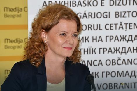 Sačinila detaljan izveštaj: Gordana Stevanović, zamenica ombudsmana
