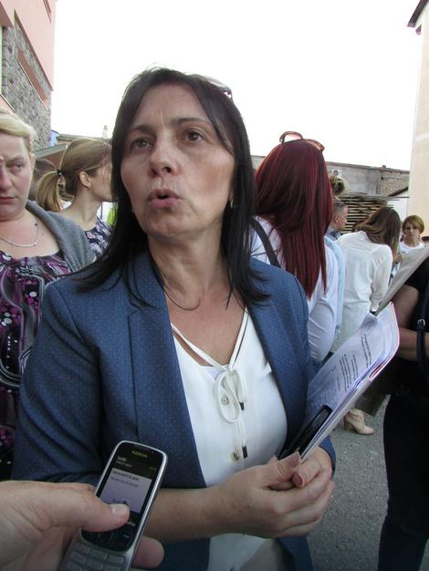 Gordana Bajić, pomoćnica direktora škole