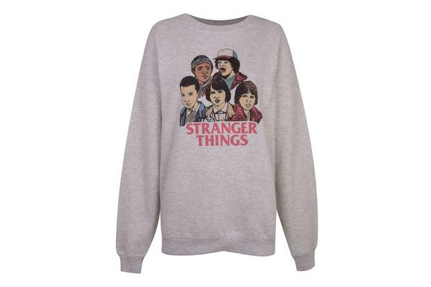 "Bluza ""Stranger things"""
