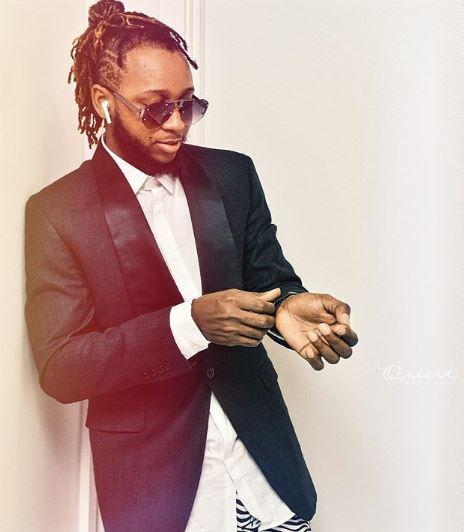 Yung6ix says his girlfriend has broken his heart [Instagram/Yung6ix]