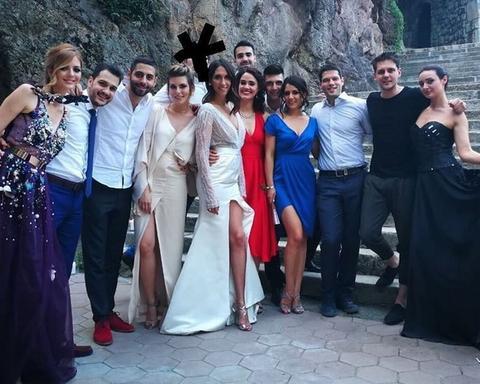 Koja glumica je stvarno ZABLISTALA na svadbi kod Jelisavete Orašanin?