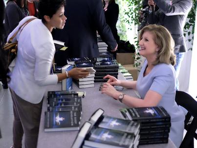 "Arianna Huffington wydała książkę ""The Sleep Revolution"""