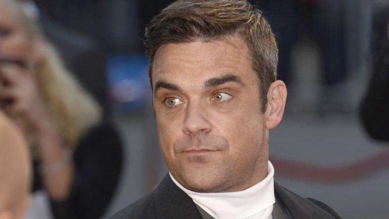 Robbie Williams  /Fotó: Northfoto