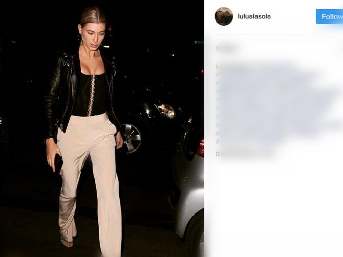 Jedan deo njene odeće je PRAVI  modni hit: A ona ga nosi na tako dobar način!