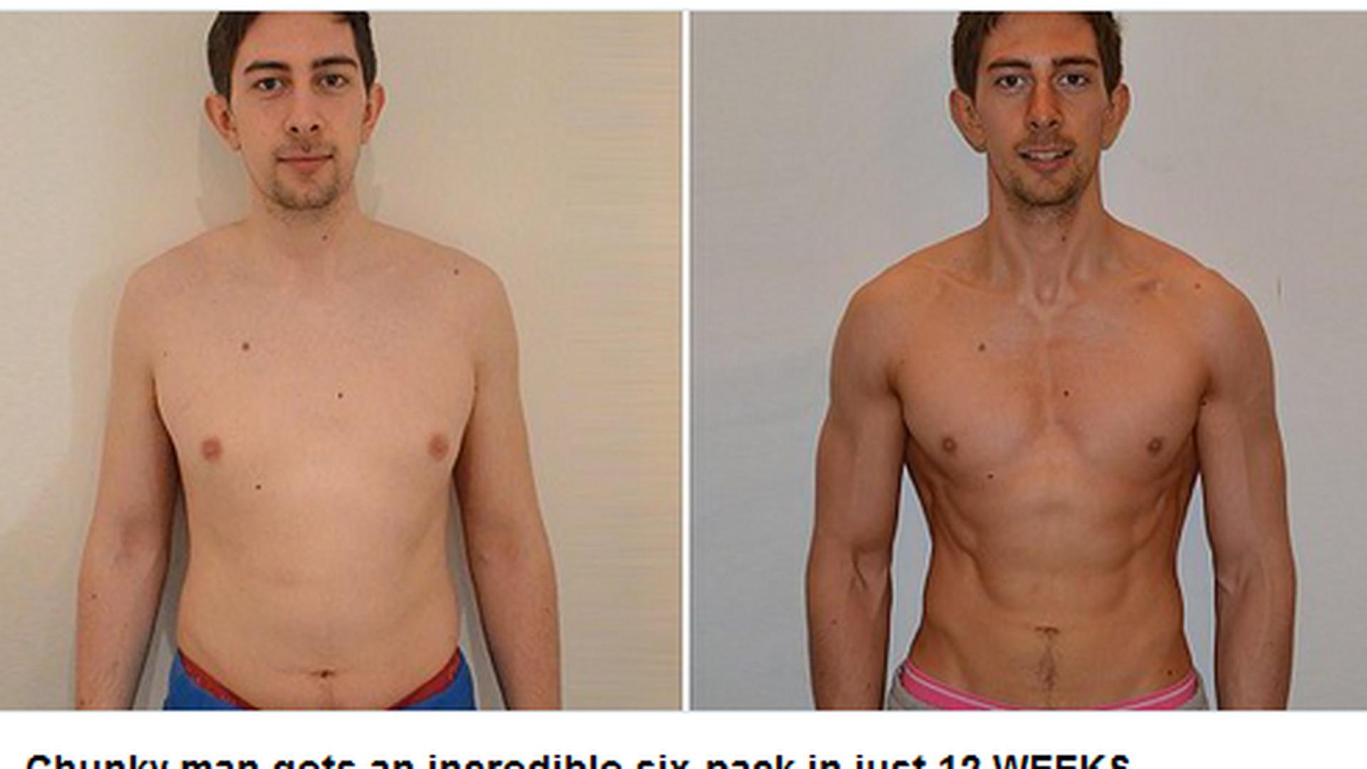 Metamorfoza sylwetki - 12 kilogramów mniej i optymizm gratis!