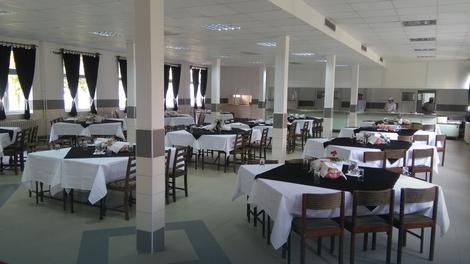 Restoran u okviru kasarne