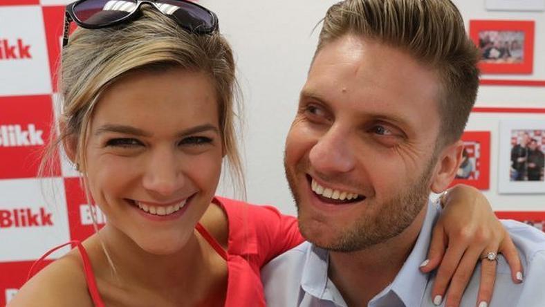 Weisz Fanni és Péter néhány hete házasodtak össze