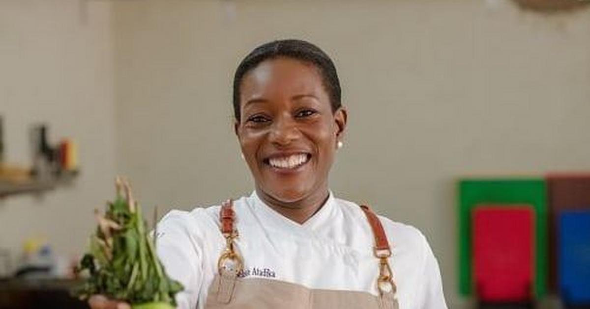 Chef Selaisse Atadika is the first Ghanaian finalist in the Basque Culinary World Prize