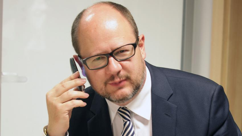 Image result for pawel adamowicz