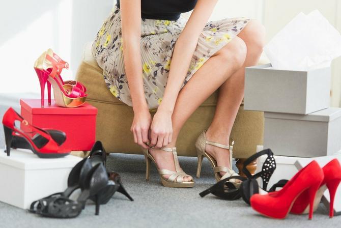 Pustite omiljene cipele da se malo odmore