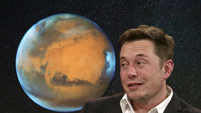 Elon Musk Wants to Drop Nuclear Bombs on Mars