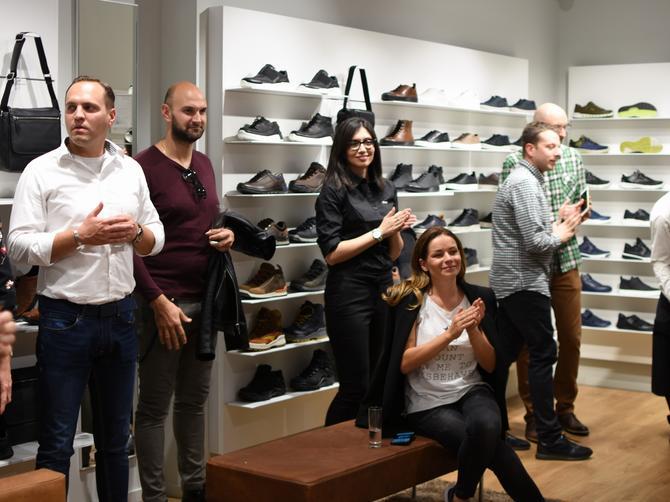 ECCO prodavnica otvorena u Shopping centru Ušće – raj za ljubitelje udobne i moderne obuće