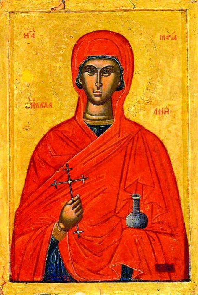 Danas se slavi praznik Blage Marije