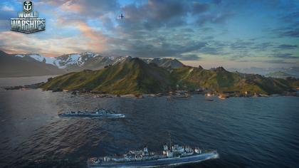 Razni jedinice u World of Warships