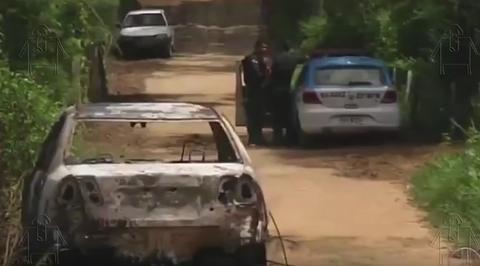 HOROR: Pevačica izgorela u automobilu!
