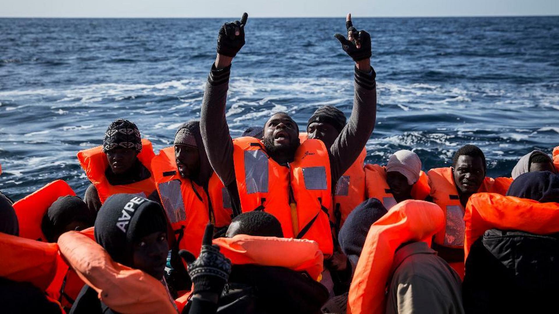 Studie: Viele afrikanische Migranten gehören zu besser Gebildeten
