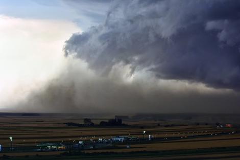 Ovogodišnja oluja kod Beške