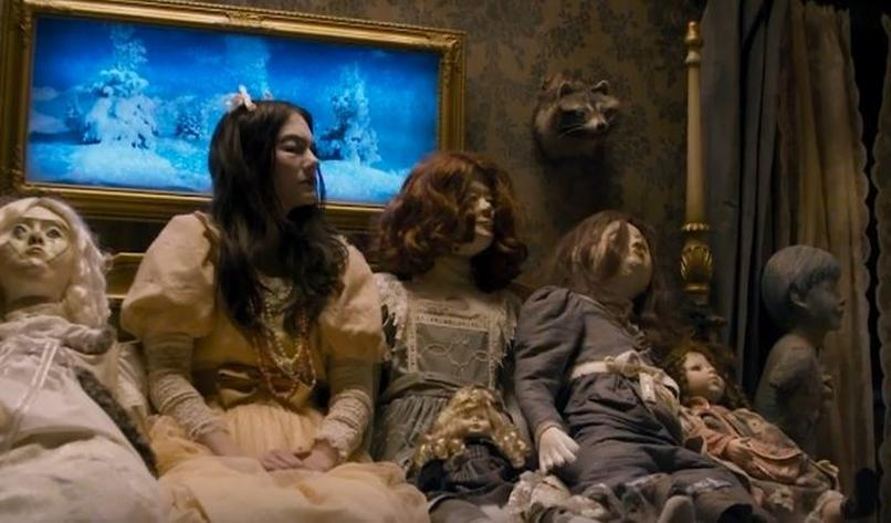 "Trailer horroru ""Ghostland"""