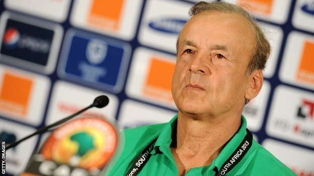 Gernot Rohr in March 2019 criticised Iheanacho's lack of seriousness although he included him in the preliminary squad ahead of AFCON 2019 before omitting him from the final 23
