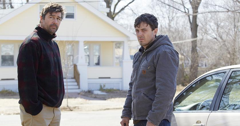 "Kadr z filmu ""Manchester by the sea"""