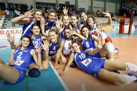 Juniorke Srbije