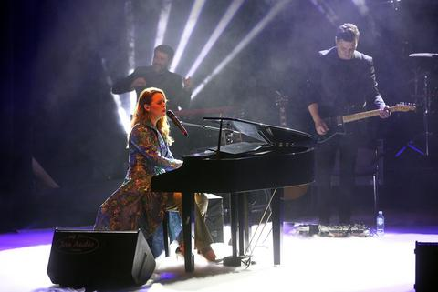 Maya Sar priredila Beograđanima noć za pamćenje