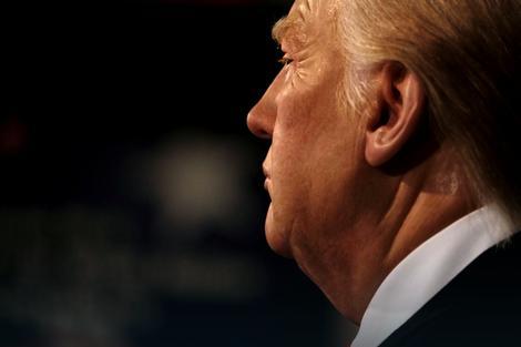 Donald Trump είναι απρόβλεπτη
