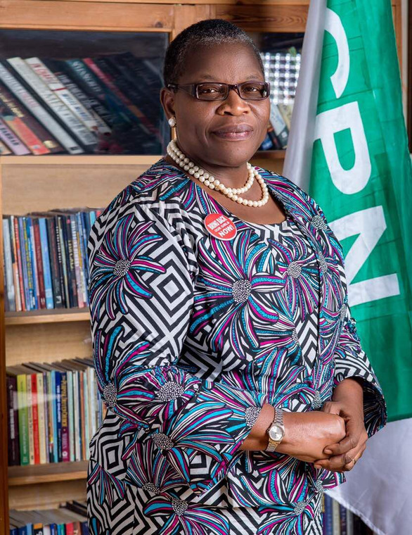 Oby Ezekwesili fired back at critics who had a problem with her visit to South Africa in the age of xenophobia (Oby media)