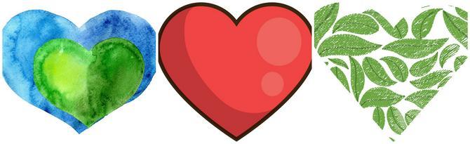 Koje vam je srce prvo privuklo pažnju?