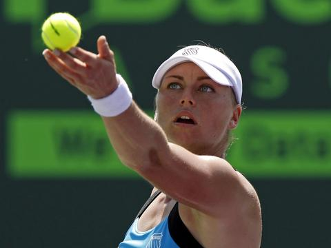 Agnieszka, radwa144ska, zajmuje, nadal, dwunaste, miejsce, tenisowym, rankingu, tour, liderk105, jest, dunka, polskiego
