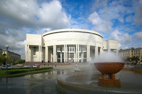 Nacionalna biblioteka u Sankt Peterburgu