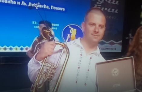 Prva truba je Janko Jovanović