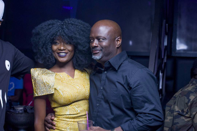 Kiki Banson with Efya