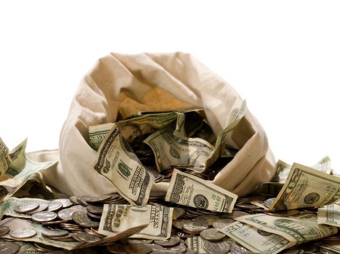 Gde je u domu kutak novca?