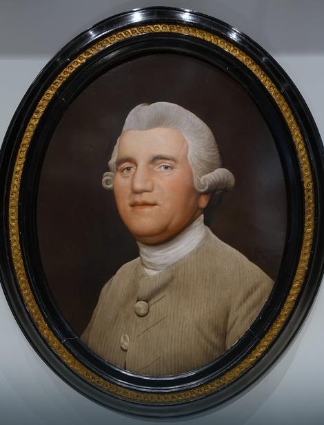 Portret Džosaje Vedžvuda oko 1780.