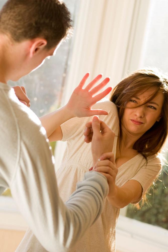Zastrašivanje partnerke prethodi fizičkom nasilju