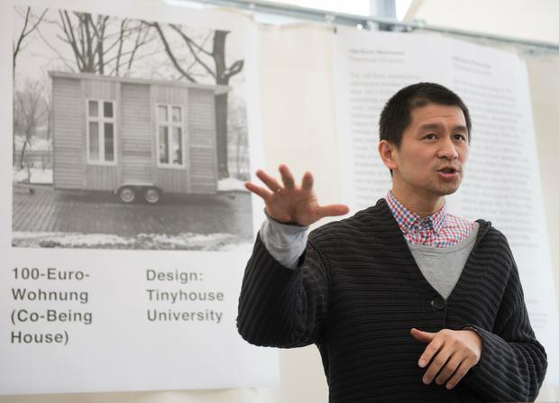 wohnungen f r 100 euro vom bauhaus campus berlin. Black Bedroom Furniture Sets. Home Design Ideas