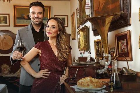 Ovako je izgledalo venčanje Jelene Tomašević i Ivana Bosiljčića!