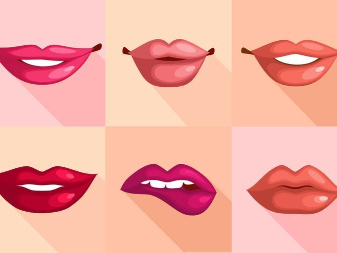 Šta oblik vaših usta otkriva o vama?